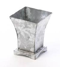 Metal Flower Vases