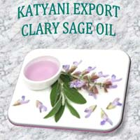 Natural Clary Sage Oil