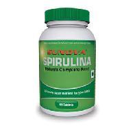 Sunova Spirulina Tablets