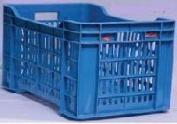 Plastic Crates-Orange