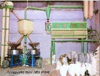 Whole Wheat Atta Plant