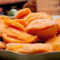 Frozen Alphanso Mango Slices