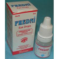 Prednislone Eye Drops