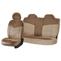 Suede Velour Car Seat Covers