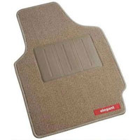 Tufted Car Mats