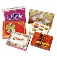 Mithai Box Printing Services