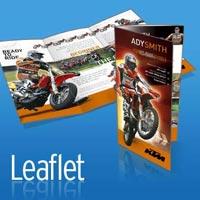 Multi Fold Leaflets Printing Service