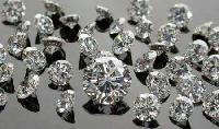 Rough Polished Diamonds