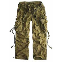 Men's Cargo Trouser