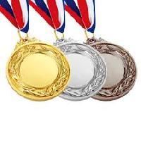 Metal Trophies & Medal