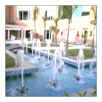 Customized Foam Fountains