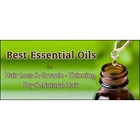 Aromatherapy Hair Regrowth Oil