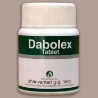 Dabolex Tablet - Dhanvantari Herbs