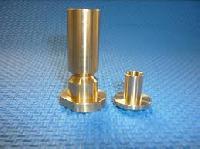 Copper Precision Turned Parts