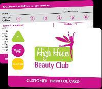 Health / Medical Cards Printing