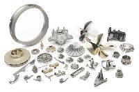 Aerospace investment casting