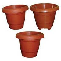 Plastic Injection Molded Planter