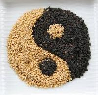 Sesame- Seeds (black-hulled)