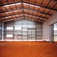Pre Engineered Steel Structure Buildings