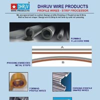 Profile / Shaped Wire / Strip Rolling Services
