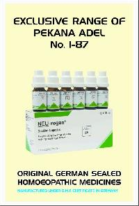 Adel, German Homeopathic Medicines