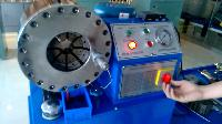 Hydraulic Pipe Swaging Machine