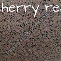 Cherry Red Granites