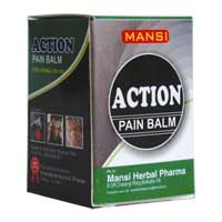 Action Pain Balm