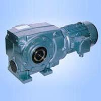 Heli Worm Geared Motor