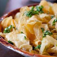 Soft Onion Chips 103