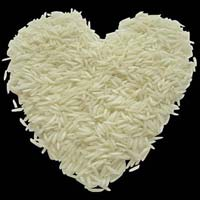 Organic White Steam Basmati Rice
