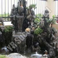 Fiberglass Wall Fountain