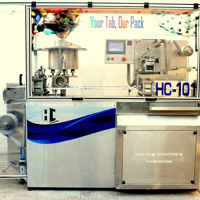 alu alu packing machine