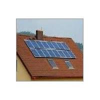 Indoor Solar Powered Light