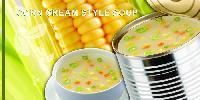 Cream Style Sweet Corn Soup