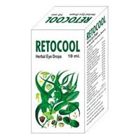 Retocool Herbal Eye Drops