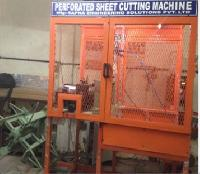 Perforated Sheet Cutting Machine