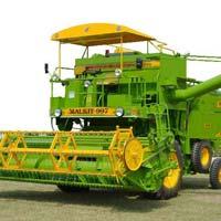 Self Propelled Combine Harvester (Malkit - 997)