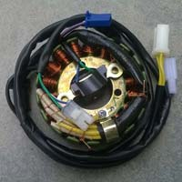 Stator Assembly- Re-205 For Bajaj Three Wheeler