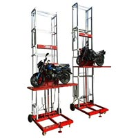 Hydraulic Bike Unloader (panda Series)