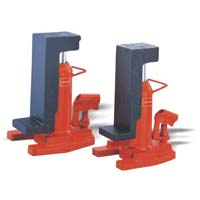 Manual Hydraulic Bottle Jack with Toe Lift