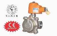 Hpse Medium Pressure Piston Type Valve