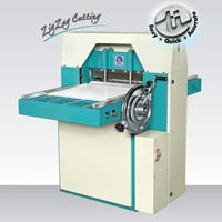 Cloth Sample  Swatch Cutting Mc. Motorised - Auto Stop Type..
