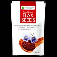 Flax Seeds (roasted & Salted)