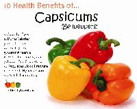 Capsicum All Colours