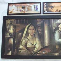 Paintings - Wholesale Suppliers,  Maharashtra - Rushabh Entrepreneur