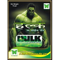 Hulk Organic Growth Promoter
