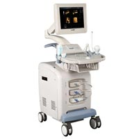 3d/4d Color Doppler Ultrasound Scanner