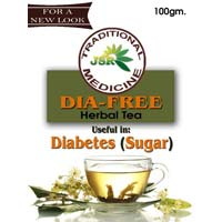 Dia Free Herbal Tea