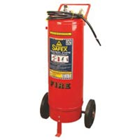Water-co2 Conventional Type Trolley Mounted Fire..